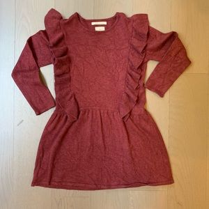 Zara sweater dress size 5